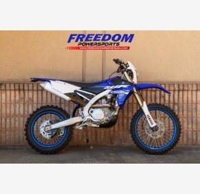 2018 Yamaha WR450F for sale 200815938