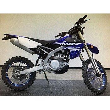 2018 Yamaha WR450F for sale 200887046
