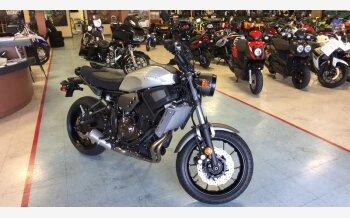 2018 Yamaha XSR700 for sale 200506548