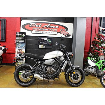2018 Yamaha XSR700 for sale 200515421
