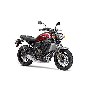 2018 Yamaha XSR700 for sale 200516852