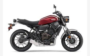 2018 Yamaha XSR700 for sale 200526227