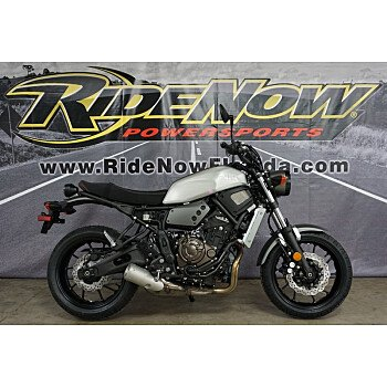 2018 Yamaha XSR700 for sale 200570100
