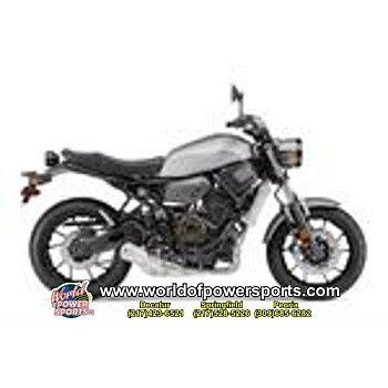 2018 Yamaha XSR700 for sale 200636904