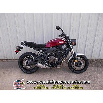 2018 Yamaha XSR700 for sale 200637293