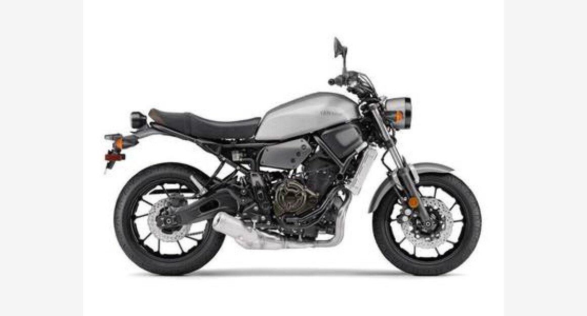 2018 Yamaha XSR700 for sale 200647128