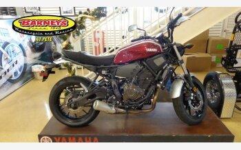 2018 Yamaha XSR700 for sale 200656536