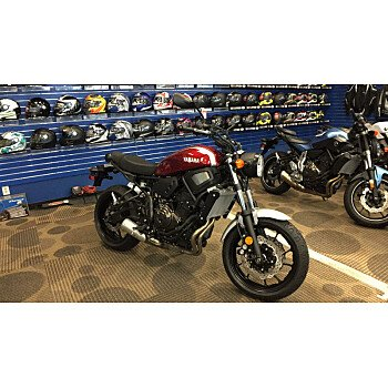 2018 Yamaha XSR700 for sale 200677803