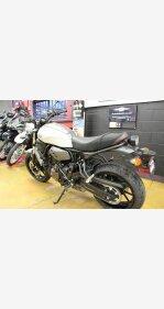 2018 Yamaha XSR700 for sale 200515420