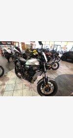 2018 Yamaha XSR700 for sale 200518011