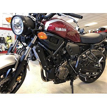 2018 Yamaha XSR700 for sale 200634143