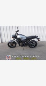 2018 Yamaha XSR700 for sale 200636916