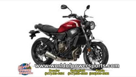 2018 Yamaha XSR700 for sale 200636950