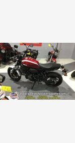 2018 Yamaha XSR700 for sale 200636950