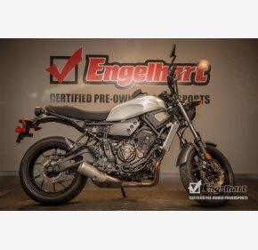 2018 Yamaha XSR700 for sale 200660937