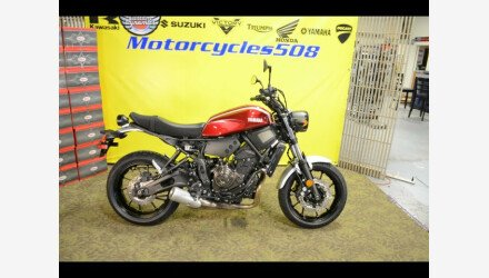2018 Yamaha XSR700 for sale 200681553