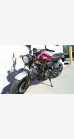 2018 Yamaha XSR700 for sale 200707431