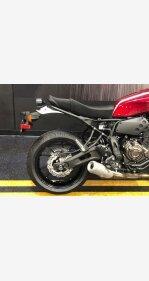 2018 Yamaha XSR700 for sale 200715292