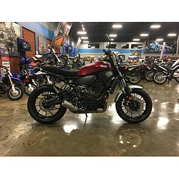 2018 Yamaha XSR700 for sale 200722904
