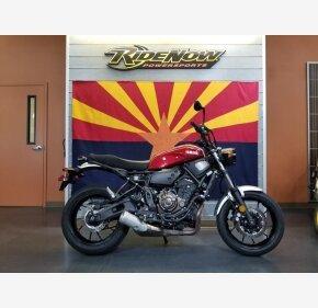 2018 Yamaha XSR700 for sale 200737732