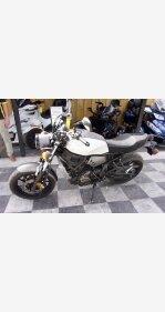 2018 Yamaha XSR700 for sale 200804882