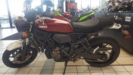 2018 Yamaha XSR700 for sale 200849663