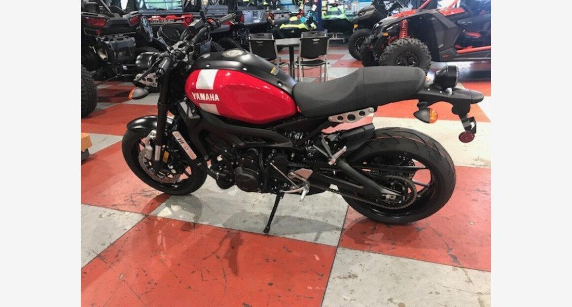 2018 Yamaha XSR900 for sale 200601869