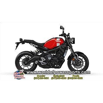 2018 Yamaha XSR900 for sale 200637149