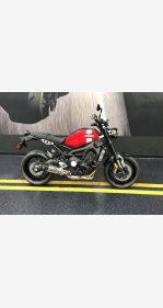 2018 Yamaha XSR900 for sale 200522674