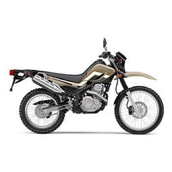 2018 Yamaha XT250 for sale 200495065