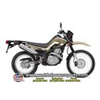 2018 Yamaha XT250 for sale 200637060