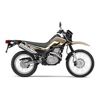 2018 Yamaha XT250 for sale 200562073