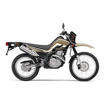 2018 Yamaha XT250 for sale 200562078