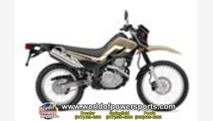 2018 Yamaha XT250 for sale 200637060