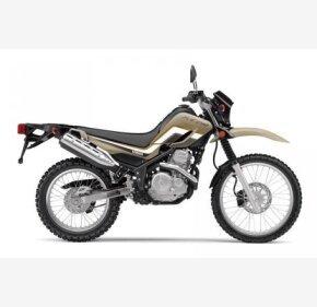 2018 Yamaha XT250 for sale 200640212