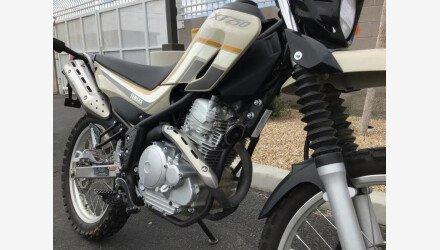 2018 Yamaha XT250 for sale 200792889