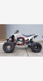 2018 Yamaha YFZ450R for sale 200706667