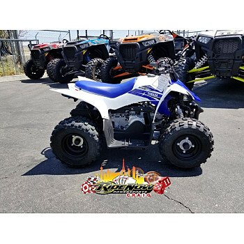 2018 Yamaha YFZ50 for sale 200572451