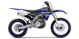 2018 Yamaha YZ100 450FX specifications