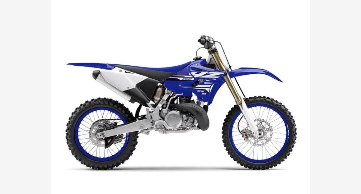 2018 Yamaha YZ250 for sale 200468046