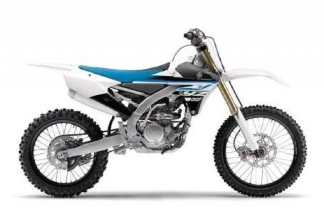 2014 Yamaha YZ250F for sale near Madison, South Dakota