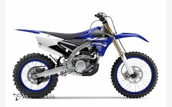 2018 Yamaha YZ250F for sale 200507733