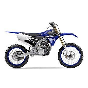2018 Yamaha YZ250F for sale 200548803