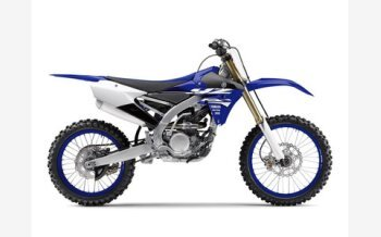 2018 Yamaha YZ250F for sale 200601259