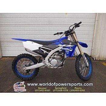 2018 Yamaha YZ250F for sale 200672599