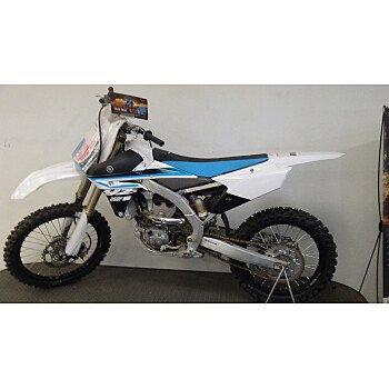 2018 Yamaha YZ250F for sale 200692636