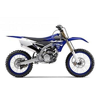 2018 Yamaha YZ250F for sale 200697003