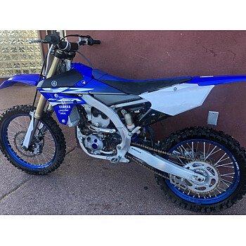 2018 Yamaha YZ250F for sale 200698291