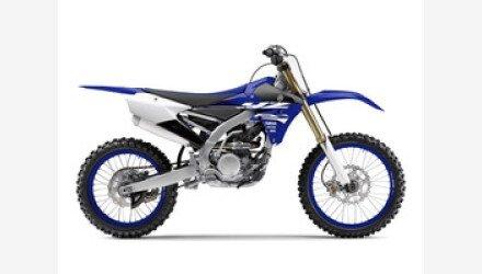 2018 Yamaha YZ250F for sale 200473831