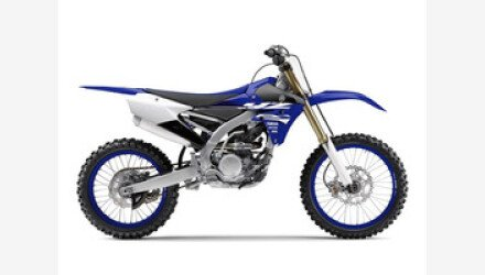 2018 Yamaha YZ250F for sale 200495068